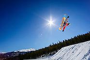 Snowboarding Breckenridge