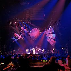 Estimated Prophet. The Grateful Dead live in concert at the Nassau Coliseum, Uniondale NY, 4 April 1993.