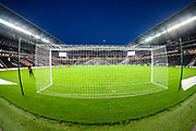 Stadium MK under lights during the EFL Sky Bet League 2 match between Milton Keynes Dons and Grimsby Town FC at stadium:mk, Milton Keynes, England on 21 August 2018.