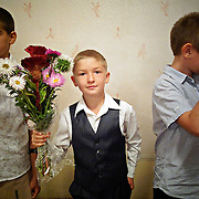 Ukraine - 1st School Day /<br />