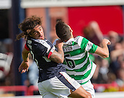 Dundee&rsquo;s Yordi Teijsse - Dundee v Celtic in the Ladbrokes Scottish Premiership at Dens Park, Dundee. Photo: David Young<br /> <br />  - &copy; David Young - www.davidyoungphoto.co.uk - email: davidyoungphoto@gmail.com