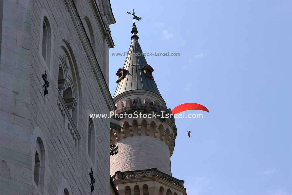 Germany, Bavaria, Neuschwanstein Castle