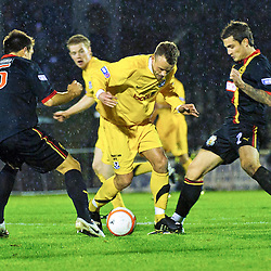 Ayr United v Partick Thistle | Scottish Divison One | 30 November 2011