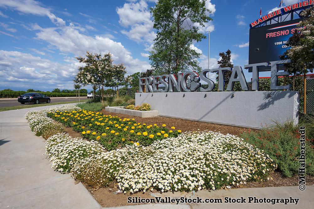 Fresno State, Fresno, California