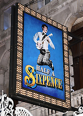 17 NOV 2016 Half A Sixpence Press Night