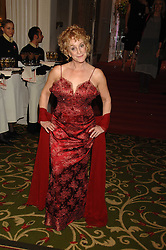 Writer PHILIPPA GREGORY at the Galaxy British Book Awards 2007 - The Nibbies held at the Grosvenor house Hotel, Park Lane, London on 28th March 2007.<br />