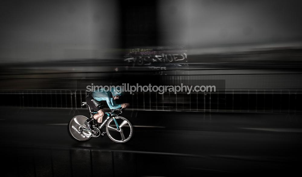 July 1st 2017, Düsseldorf, Germany; Cycling, Tour de France, Stage 1; Alexey Lutsenko