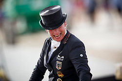 Werth Isabell, GER, Bella Rose<br /> World Equestrian Games - Tryon 2018<br /> © Hippo Foto - Sharon Vandeput<br /> 15/09/2018