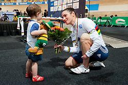 STOREY Sarah, GBR, Pursuit Finals , 2015 UCI Para-Cycling Track World Championships, Apeldoorn, Netherlands