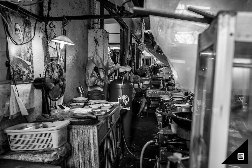 Thailand - Bangkok Black & White