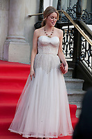 Actress Amy Hubmerman at the 2017 IFTA Film & Drama Awards at the Round Room of the Mansion House, Dublin,  Ireland Saturday 8th April 2017.