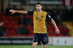 Jens Hegeler of Bristol City - Mandatory by-line: Matt McNulty/JMP - 17/01/2017 - FOOTBALL - Highbury Stadium - Fleetwood,  - Fleetwood Town v Bristol City - Emirates FA Cup Third Round Replay