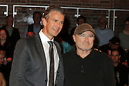 Germany Phil Collins Attending Markus Lanz TV Talk Show 13 Oct 2016