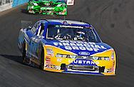 Nov. 12 2011; Avondale, AZ, USA; NASCAR Nationwide Series driver Carl Edwards (60) races during the Wypall 200 at Phoenix International Raceway. Mandatory Credit: Jennifer Stewart-US PRESSWIRE