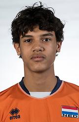 17-03-2017 NED:  Reportage pre jeugd Oranje jongens, Arnhem<br /> Kian Macnack