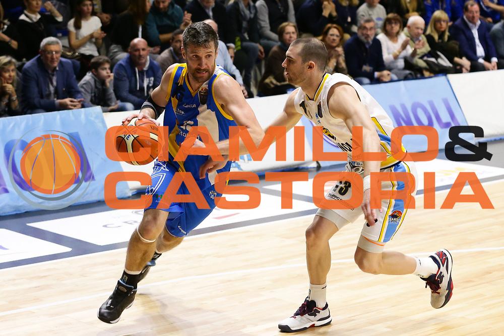 Drake Diener<br /> Vanoli Cremona - Betaland Capo D Orlando<br /> Lega Basket Serie A 2016/2017<br /> Cremona 12/03//2017<br /> Foto Ciamillo-Castoria / M. Brondi
