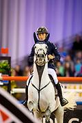 Bertram Allen - Hector van d' Abdijhoeve<br /> Indoor Brabant 2017<br /> © DigiShots
