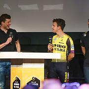 NLD/Veghel/20181221 - Presentatie van Team Jumbo, Sven Kramer, Dylan Groenewegen en Kjeld Nuis