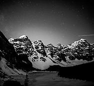Moraine Lake night shoot., Alberta, Canada, Isobel Springett