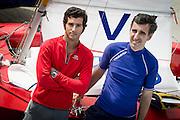 Los gallegos Pablo Cabello y Javier Lago, campeones de España 2013