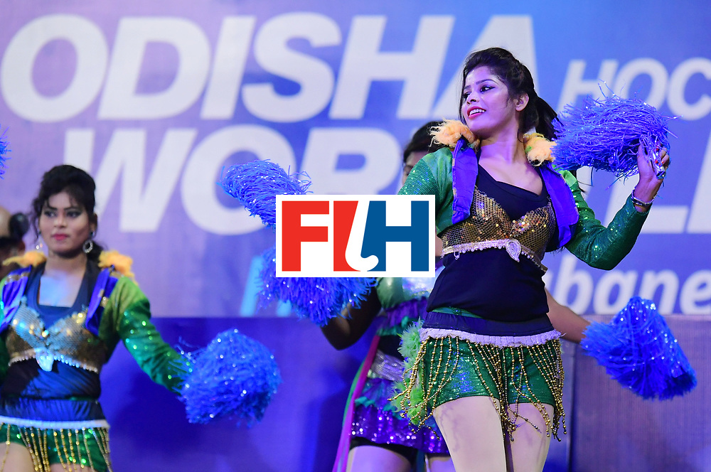 Odisha Men's Hockey World League Final Bhubaneswar 2017<br /> Match id:09<br /> Australia v England<br /> Foto: Ceremonie<br /> WORLDSPORTPICS COPYRIGHT FRANK UIJLENBROEK