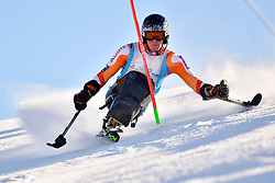 DE LANGEN Niels, LW12-2, NED at the World ParaAlpine World Cup Prato Nevoso, Italy