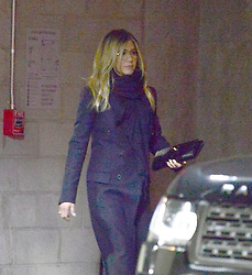 "*PREMIUM EXCLUSIVE NO WEB UNTIL 10AM PST 23RD FEB* A sad looking Jennifer Aniston makes a rare public outing after her shock separation from husband Justin Theroux. The actress looked downcast as she left the Chinese Theatre in Hollywood, where she supported her best friend Jason Bateman on his new film ""Game Night."" Aniston, 49, and Theroux, 46, seemed very much in love during their seven years together. But reports suggest their problems centered around not being able to have children, and arguments over where they lived. He is said to have disliked Los Angeles and she couldn't stand New York City, which made her 'miserable.' Aniston had said several times in the past that she would have kids when the timing was right and she loved children, like her goddaughter Coco who is Courteney Cox's only child. And while he gave up on their marriage several months ago, the Horrible Bosses actress did not want to give up until just recently. Aniston is said to be 'sad and disappointed' after they agreed on Valentine's Day to announce they were separating. Neither one has yet to file for divorce. The Friend star is believed to have kept her $21 million L.A. mansion in her name. Theroux, who co-stars in HBO's The Leftovers, owns an apartment in New York City which he bought for $600,00 in the early 2000s and spent $1 million renovating in 2015. Aniston's total worth is estimated by Forbes at $200 million, far more than Theroux's. 21 Feb 2018 Pictured: Jennifer Aniston. Photo credit: MEGA TheMegaAgency.com +1 888 505 6342"