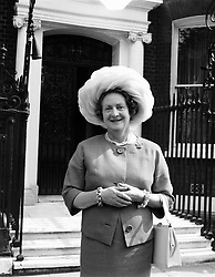 MARGARET, LADY ILLINGWORTH at her house in Grosvenor Square, London in June 1961.<br /> <br /> NON EXCLUSIVE - WORLD RIGHTS