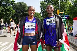 UAE Healthy Kidney 10K, Gladys Cherono, Geoffrey Mutai