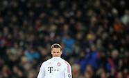 Fussball Uefa Champions League 2011/12: FC Basel - FC Bayern Muenchen