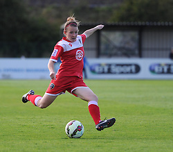 Bristol Academy's Frankie Brown - Mandatory by-line: Paul Knight/JMP - 25/07/2015 - SPORT - FOOTBALL - Bristol, England - Stoke Gifford Stadium - Bristol Academy Women v Sunderland AFC Ladies - FA Women's Super League