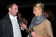 BART TURTELBOOM; BRITT LINTNER, Maggie's autumn fundraiser in aid of the Cancer charity. .  Phillips de Pury & Company, 9 Howick Place, London <br /> www.maggiescentres.org. 27 September 2010. <br /> <br /> -DO NOT ARCHIVE-© Copyright Photograph by Dafydd Jones. 248 Clapham Rd. London SW9 0PZ. Tel 0207 820 0771. www.dafjones.com.