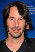 14.SEPT.2010. TORONTO<br /> <br /> KEANU REEVES ATTENDS THE PRESS CONFRENCE FOR NEW FILM HENRY'S CRIME AT THE 35TH TORONTO FILM FESTIVAL IN TORONTO.<br /> <br /> BYLINE: EDBIMAGEARCHIVE.COM<br /> <br /> *THIS IMAGE IS STRICTLY FOR UK NEWSPAPERS AND MAGAZINES ONLY*<br /> *FOR WORLD WIDE SALES AND WEB USE PLEASE CONTACT EDBIMAGEARCHIVE - 0208 954 5968*