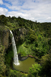 NEW ZEALAND RAGLAN 15DEC07 - Bridal Veil Falls, west coast of northern island, New Zealand...jre/Photo by Jiri Rezac..© Jiri Rezac 2007..Contact: +44 (0) 7050 110 417.Mobile:  +44 (0) 7801 337 683.Office:  +44 (0) 20 8968 9635..Email:   jiri@jirirezac.com.Web:    www.jirirezac.com..© All images Jiri Rezac 2007 - All rights reserved.