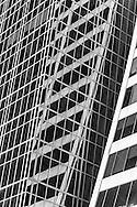 New York. mirror games on Grace building on 42nd street  New York - United states / jeu de miroir sur le Grace building sur la 42 me rue  New York - Etats-unis