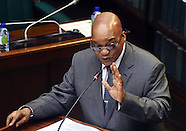 Cape Town - State Of The Nation Address - 03 March 2016