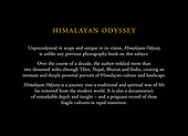 HIMALAYAN ODYSSEY Book Project