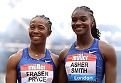Track and Field-London Anniversary Games-Jul 21, 2019