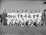 All-Ireland Senior Hurling Final, Cork v Galway, at Croke Park..Galway Team..06.09.1953