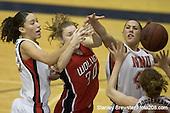 NNU Basketball W 2008 v W Oregon