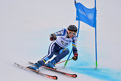 O'CALLAGHAN Jonty LW9-1 AUS at 2018 World Para Alpine Skiing Cup, Kranjska Gora, Slovenia