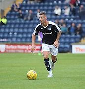 Dundee's Daryll Meggatt - Raith Rovers v Dundee, pre-season friendly at Starks Park<br /> <br />  - &copy; David Young - www.davidyoungphoto.co.uk - email: davidyoungphoto@gmail.com