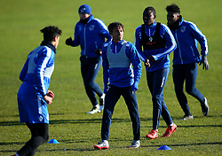 New signing Kyle Bennett takes part in his first training session after signing for Bristol Rovers - Mandatory by-line: Robbie Stephenson/JMP - 01/02/2018 - FOOTBALL - The Lawns Training Ground - Bristol, England - Bristol Rovers Training