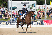 Isabel Cool - Coolhorses Constand M<br /> FEI World Breeding Dressage Championships for Young Horses 2012<br /> © DigiShots
