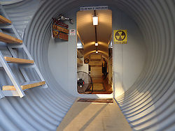 "SHOPS selling bomb shelters have seen an explosion in sales in the U.S. due to the increased threat of a nuclear war with North Korea. Rising S Shelters, a company in Texas that sells and installs underground bunkers, have seen sales go up ""200 per cent"" in the last two weeks as the war of words between Donald Trump and despotic Kim Jung Un has reached a chilling new level. Owner Clyde Scott said: ""I would say sales are up 200 per cent. So this week alone we sold eight. I normally sell about two a week, we are selling about eight a week right now. ""North Korea is the only reason for the increase I've seen. Customers say they are worried Kim Jung Un has little man syndrome and Donald Trump has got to be right no matter what. ""Even if he's wrong he's the kind of guy that won't back down even if it causes lots of devastation for his own people. His ego is too strong."" Rising S's top seller is a 10ft by 50 ft steel bunker equipped with bunk beds, toilet, shower, air filtration and water heaters. They cost between $90-$120k. Clyde said: ""Most people this past week are buying the bunkers that are between $90-120k dollars, that's for shelter delivery and installation.  ""They've got the NBC air filtration system, which will protect you against a nuclear war, it has blast valves for explosions, it has water filtration in it. It has a solar power system which is just completely off the grid because we go into a major war like that we're going to lose all our power. ""We manufacture, we deliver with our trucks and we install them with our crew. We don't use any outside contractors because of the secrecy of it. ""You order one today I'll have it to you in about eight weeks."" Clyde says his customers used to be mostly right wing Christians worried the government would take away their property and guns - but since Trump got elected there has been an upturn in sales to Democrats and Hollywood celebrities. His company reportedly built a bunker for Kim and Kanye Wes"