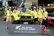 DOWNER NZ MASTERS GAMES 2019<br /> 30TH ANNIVERARY <br /> REUNION<br /> <br /> 20190210<br /> Photo KEVIN CLARKE CMGSPORT<br /> ©cmgsport2019