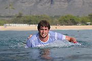 November 1st 2010: Harley Ingleby free surfing at Makaha Oahu-Hawaii. Photo by Matt Roberts/mattrIMAGES.com.au