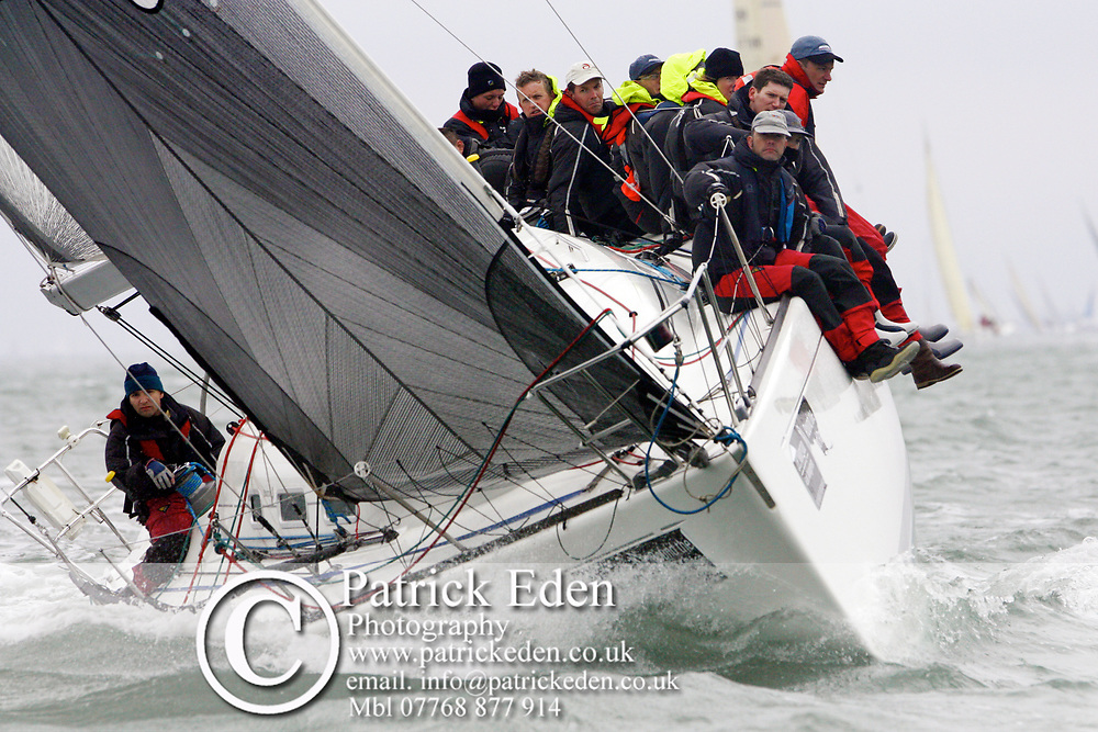 J P Morgan Round the Island Race 2011 Photographs © Patrick Eden