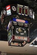 OC Men's Basketball at OU.October 31, 2006.79-51 loss