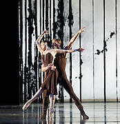 Asphodel Meadows<br /> Choreography by Liam Scarlett <br /> <br /> The Royal Ballet Triple Bill at The Royal Opera House, London, Great Britain <br /> <br /> General rehearsal <br /> 18th November 2011 <br /> <br /> Marianela Nunez<br /> Rupert Pennefather<br /> <br /> Soloists : Robert Clarke &amp; Kate Shipway<br /> <br /> <br /> Photograph by Elliott Franks